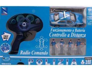 New Ray NY86946 A.ROMEO 156 POLIZIA RADIOCOM.1:32 Radiocomando