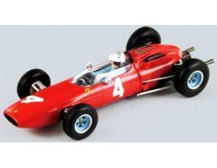 Red Line RL159 FERRARI L.BANDINI DUTCH GP 1964 1:43 Modellino