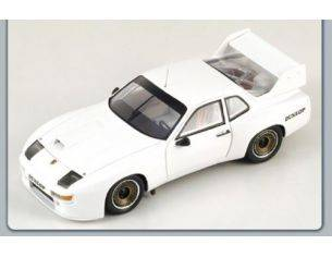 Spark Model S0980 PORSCHE 924 CARRERA GTR TEST'80 1:43 Modellino