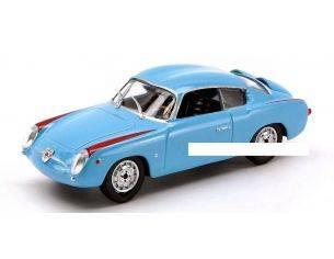 Starline STR51742 FIAT 750 ABARTH COUPE' 1956 AZURE 1:43 Modellino