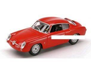 Starline STR51744 FIAT 750 ABARTH COUPE' 1956 RED 1:43 Modellino