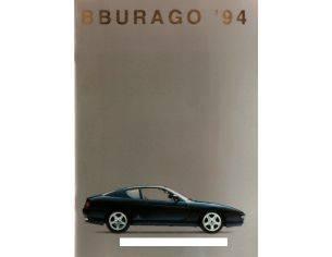 Bburago BUCAT1994 CATALOGO BURAGO 1994 PAG.-72 Modellino