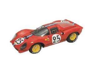 Art Model AM0141 FERRARI DINO 206 N.25 LM 1966 CASONI-VACCARELLA 1:43 Modellino