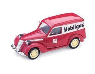 Brumm R344 FIAT 1100E FURGONE MOBILGAS '56 1/43 Modellino