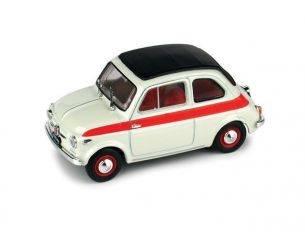 Brumm BM0348 FIAT 500 SPORT CHIUSA 1957 1:43 Modellino