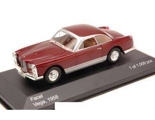 White Box WB044 FACEL VEGA 1958 BORDEAUX 1:43 Modellino