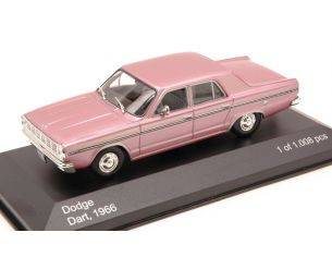 White Box WB033 DODGE DART 1966 LIGHT VIOLET 1:43 Modellino