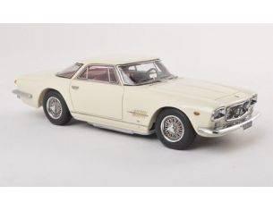 Neo Scale Models NEO45657 MASERATI 5000 GT ALLEMANO 1960 WHITE 1:43 Modellino