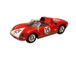 Art Model AM0148 FERRARI 330 P N.15 RETIRED LE MANS 1964 RODRIGUEZ-HUDSON 1:43 Modellino