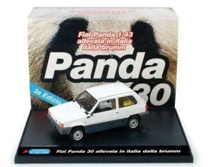 Brumm S05-02C FIAT PANDA 30 1/43 Modellino