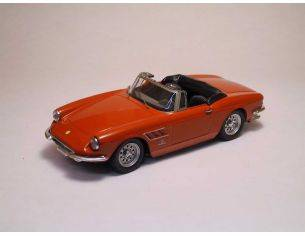 Best Model BT9130 FERRARI 330 GT SPIDER 1966 RED 1:43 Modellino