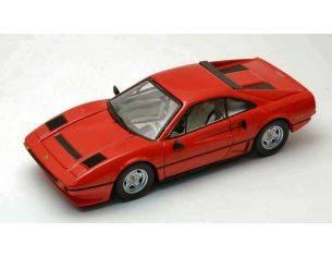 Best Model BT9325 FERRARI 208 GTB TURBO 1982 RED 1:43 Modellino