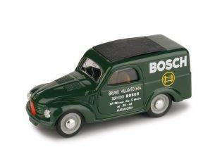 Brumm R374 FIAT 500C FURGONCINO BOSCH 1950 1/43 Modellino