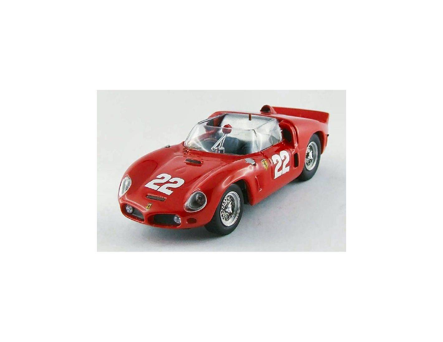 Art Model Am0260 Ferrari Dino 246 Sp N 22 Lm Test 1961 Von