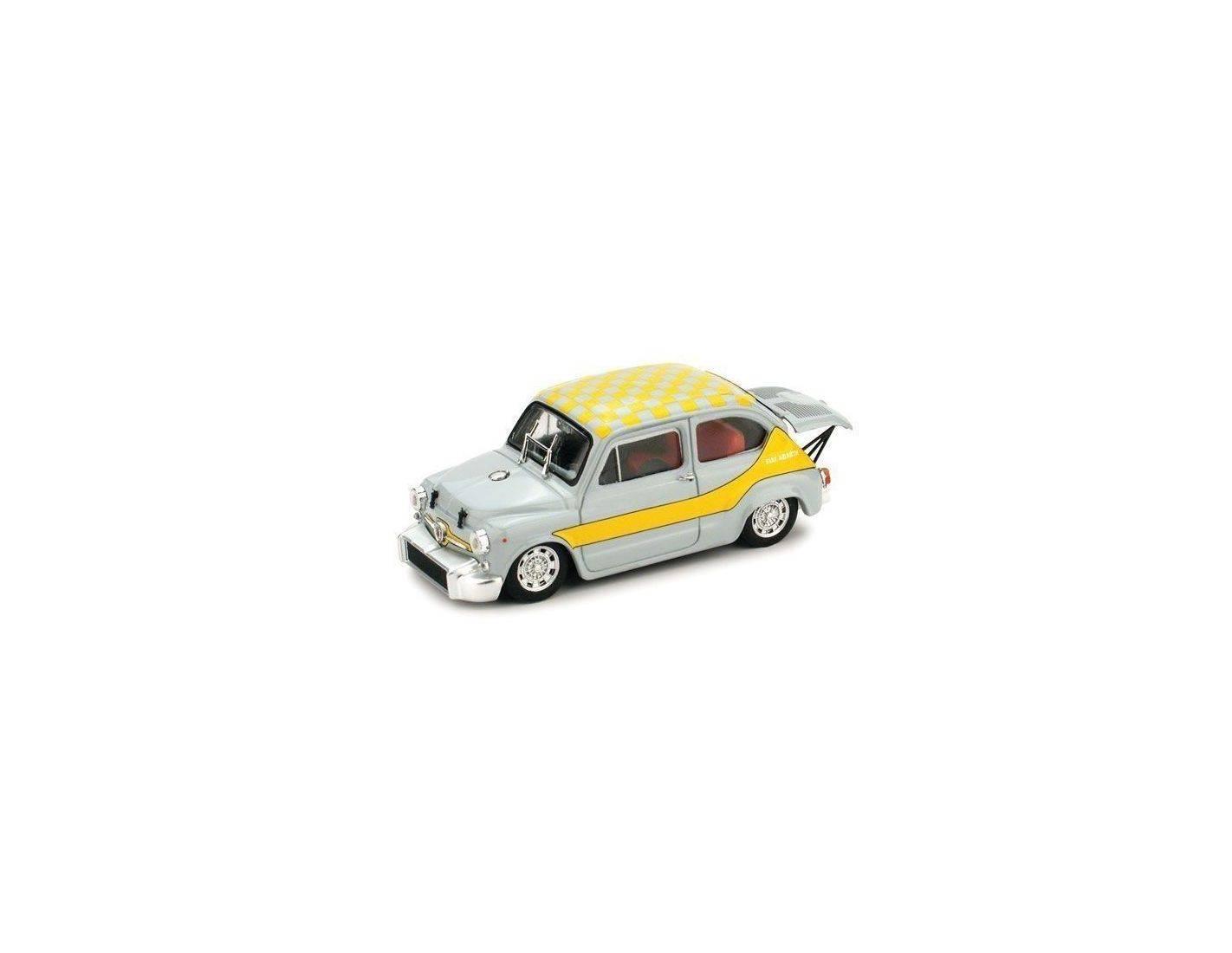 Brumm R380-03 FIAT ABARTH 1000 BERLINA 1/43 Modellino