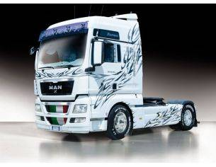 Italeri IT3877 MAN TGX XXL KIT 1:24 Modellino
