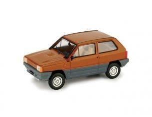 Brumm BM0386-05 FIAT PANDA 30 1980 1a SERIE MARRONE LAND 1:43 Modellino