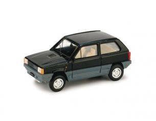 Brumm BM0386-06 FIAT PANDA 30 1980 1a SERIE NERO LUXOR 1:43 Modellino