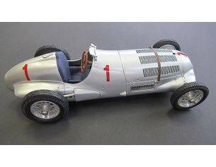 CMC CMC113 MERCEDES W125 R.CARACCIOLA 1937 N.1 DONINGTON GP 1:18 Modellino