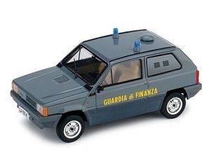 Brumm BM0396B FIAT PANDA 45 1980 GDF SQUADRA CINOFILI 1:43 Modellino