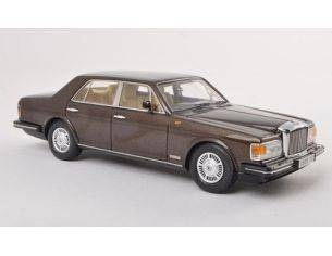 Neo Scale Models NEO44170 BENTLEY MULSANNE RHD 1980 METALLIC BROWN 1:43 Modellino