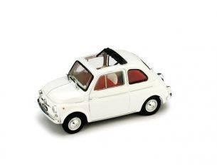 Brumm BM0404-02 FIAT 500 D APERTA 1960 BIANCO 1:43 Modellino