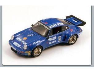 Spark Model S18088 PORSCHE 911 RSR N.6 NURBURGRING 1974 1:18 Modellino