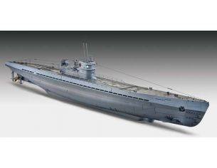 Revell RV5114 GERMAN SUBMARINE TIPE IX C KIT 1:72 Modellino