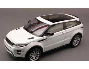 Welly WE4619 RANGE ROVER EVOQUE COUPE' 2011 WHITE 1:24 Modellino