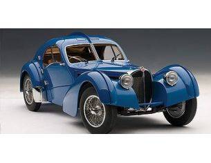 Auto Art / Gateway AA70943 BUGATTI 57S ATLANTIC 1938 BLUE 1:18 Modellino