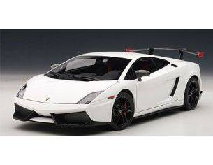 Auto Art / Gateway AA74693 LAMBORGHINI GALLARDO LP570 SUPERTROFEO 2011 WHITE 1:18 Modellino