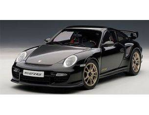 Auto Art / Gateway AA77962 PORSCHE 911 GT2 RS 2010 BLACK 1:18 Modellino
