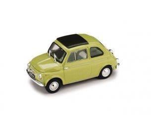Brumm BM0405-09 FIAT 500 D CHIUSA 1960 VERDE OASI 1:43 Modellino