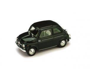 Brumm BM0405-10 FIAT 500 D CHIUSA 1960 VERDE SCURO 1:43 Modellino