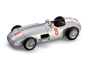 Brumm BM0072 MERCEDES J.M.FANGIO 1955 N.8 WINNER DUTCH GP WORLD CHAMPION 1:43 Modellino