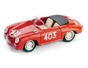 Brumm BM0207 PORSCHE 356 N.403 MILLE MIGLIA 1952 1:43 Modellino