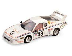 Brumm BM0211 FERRARI 512 BB N.48 32th LM 1981 PHILLIPS-SALOMON-EARLE 1:43 Modellino