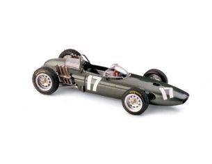 Brumm BM0322 BRM P 57 G.HILL 1962 N.17 HOLLAND GP WORLD CHAMPION 1:43 Modellino