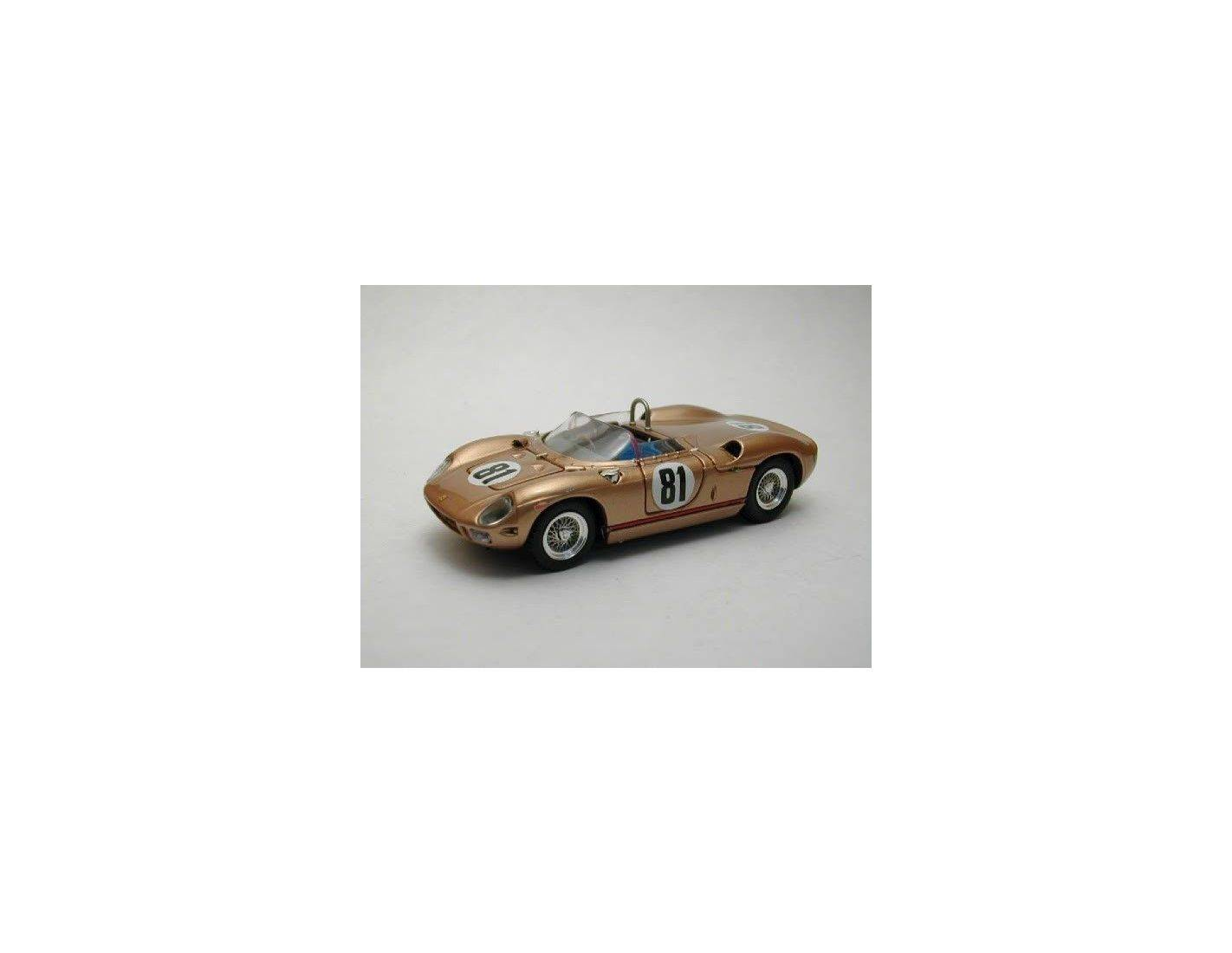 Art Model AM0159 FERRARI 275 P N.81 23rd (4th CLASS) SEBRING 1965 MAIRESSE-BIANCHI 1:43 Modellino
