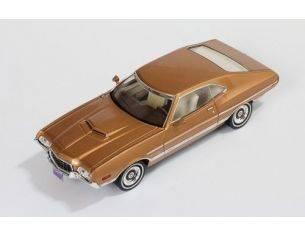 PremiumX PRD153 FORD GRAN TORINO 1972 BRONZE MET. 1:43 Modellino