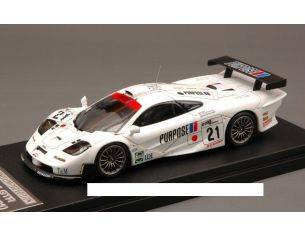 Hpi Racing HPI8534 MC LAREN F1 GTR N.21 1000 Km FUJI 1999 IIDA-Y.HITOTSUYAMA-M.HITOTSUYAMA Modellino