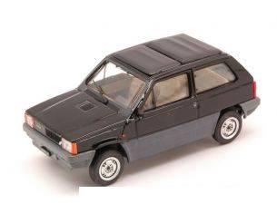 Brumm BM0440-06 FIAT PANDA 45 TETTO APRIBILE CHIUSO 1981 NERO LUXOR 1:43 Modellino