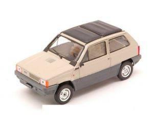 Brumm BM0440-07 FIAT PANDA 45 TETTO APRIBILE CHIUSO 1981 BEIGE KENYA 1:43 Modellino