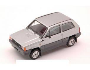 Brumm BM0441-02 FIAT PANDA 4x4 1983 GRIGIO METALLIZZATO 1:43 Modellino