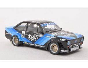 Neo Scale Models NEO45232 FORD ESCORT MKII RS GR.2 N.9 ETCC 1979 1:43 Modellino
