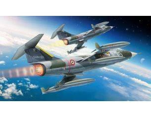 Italeri IT2502 F-104G/S STARFIGHTER (DECALS x 10 VERSIONI) KIT 1:32 Modellino