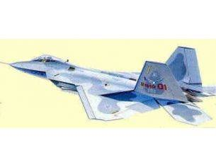 Italeri IT0850 F 22 RAPTOR KIT 1:48 Modellino