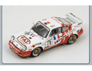 Spark Model S2078 PORSCHE 911 CARRERA RSR N.78 16th LM 1993 LECONTE-DE THOISY-PAREJA 1:43 Modellino