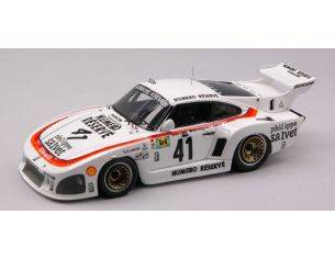 Spark Model S43LM79 PORSCHE 935 K3 N.41 WINNER LM 1979 LUDWIG-D.WHITTINGTON-WHITTINGTON 1:43 Auto Competizione
