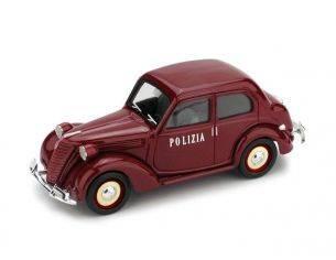 Brumm BM0453 FIAT 1100 E POLIZIA STRADALE 1960 1:43 Modellino